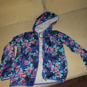 Girls windbreaker